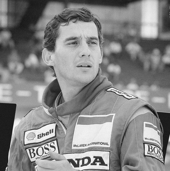 Foto Ayrton Senna