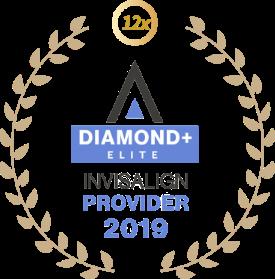 Selo de qualidade diamond doctor